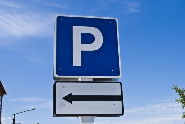 parking P