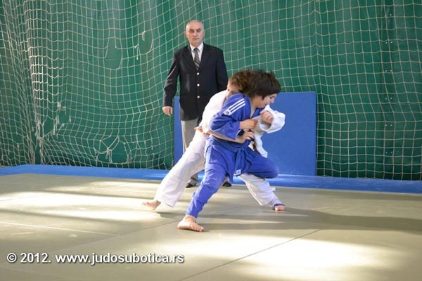 Luka Franovic judo ippon