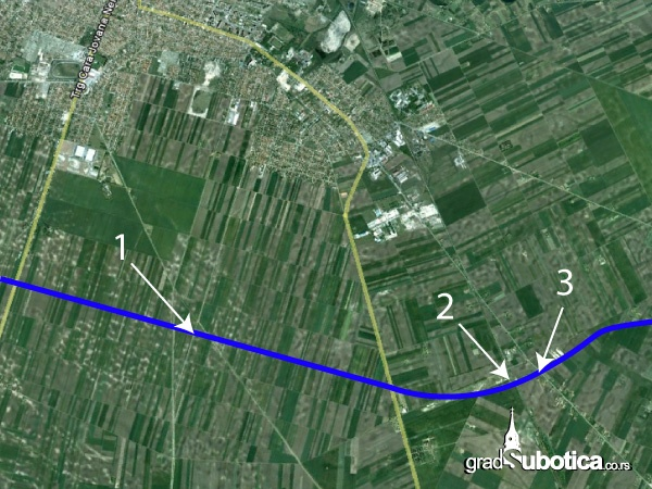 Geoportal Of The Municipality Of Subotica Review Of Maps Www