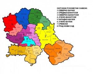 kanjiza mapa Mađarske stranke prekrajaju mape | GradSubotica kanjiza mapa