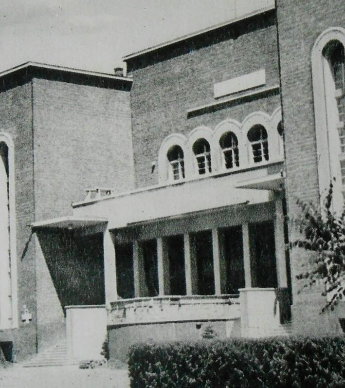 sokolski dom subotica