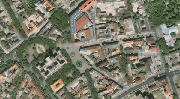 mapa subotice satelit Subotica osvežena na Google earth u | GradSubotica mapa subotice satelit