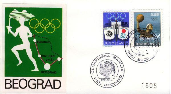 olimpic games 1972