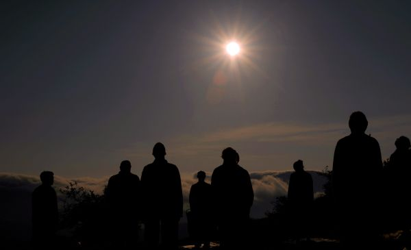 Summer Solstice at ancient Kokino observatory