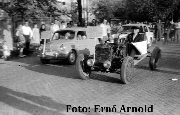 parada automobila 1962