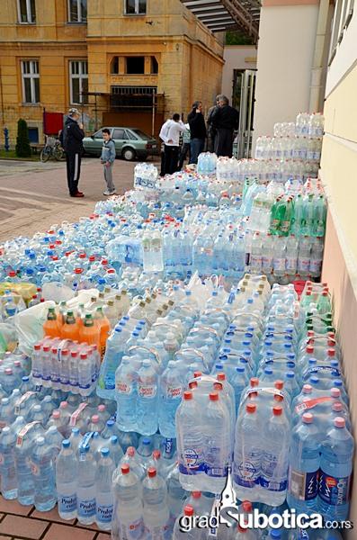 Tehnicka skola humanitarna pomoc poplave (10)