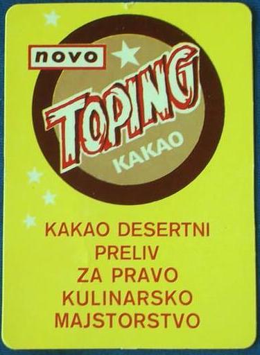 toping