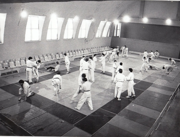Velika terasa palic - Judo club