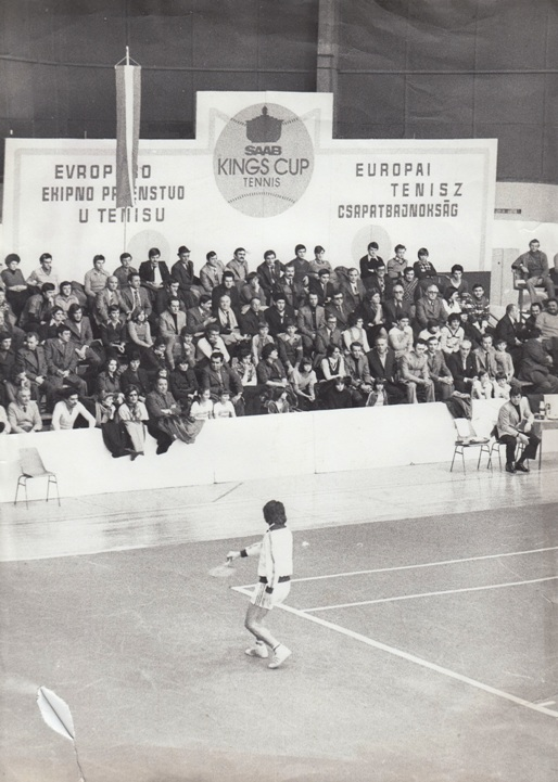 saab kings cup subotica 1978