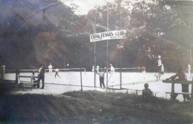 tenis klub palic