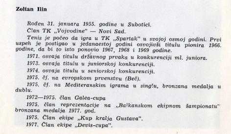 zoltan ilin jugoslavija