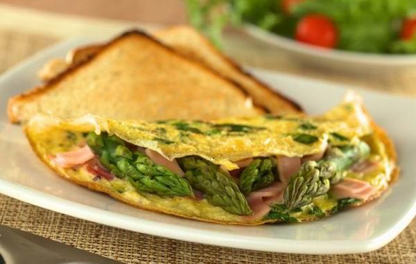 omlet maskent