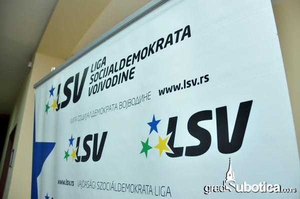 LSV Liga socijaldemokrata vojvodine Nenad Canak (9)