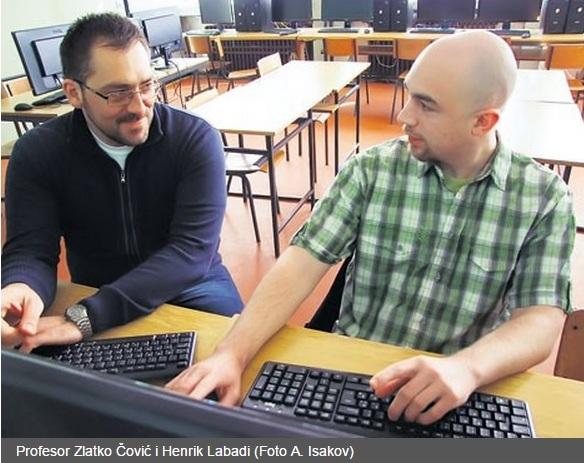 """Kompanija """"Microsoft"""" izabrala je Henrika Labadija za svog student-partnera ove godine za Srbiju. Priznanje studentu treće godine informatike na Visokoj tehničkoj školi strukovnih studija u…"""