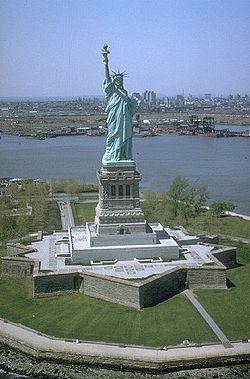 szabadsag szobor NY