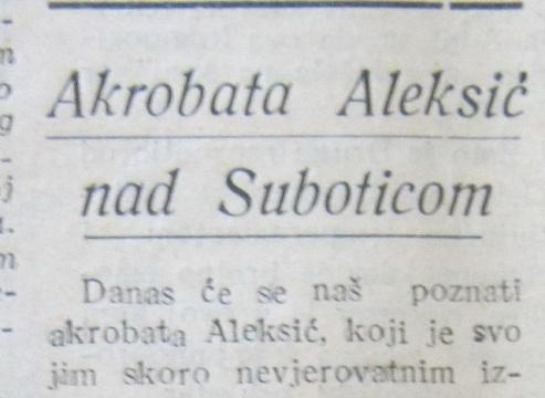akrobata aleksic