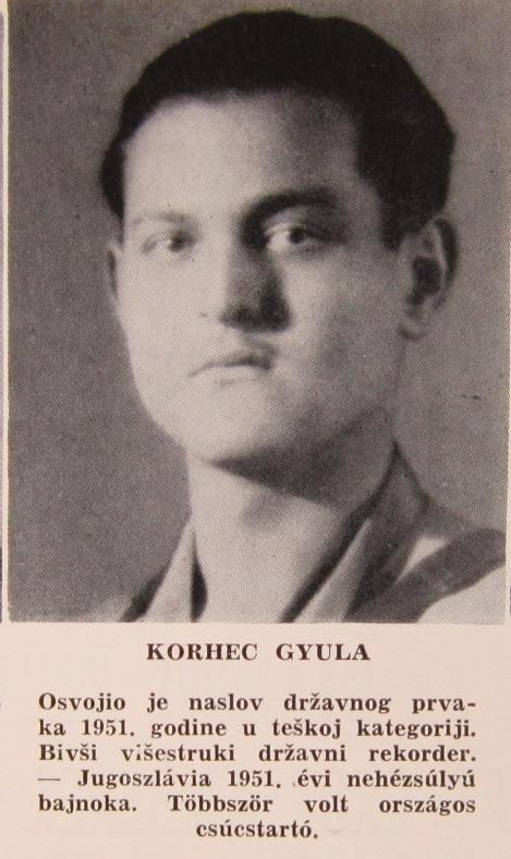 gyula korhec