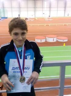 Dario Prvak Srbije na 300mBeograd