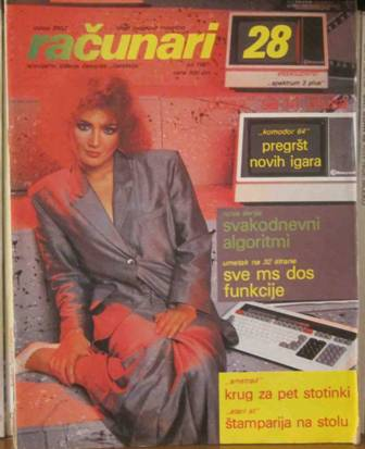 casopis-RACUNARI-broj-28-1987-godina