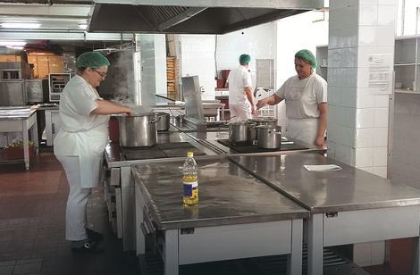 kuhinja u bolnici