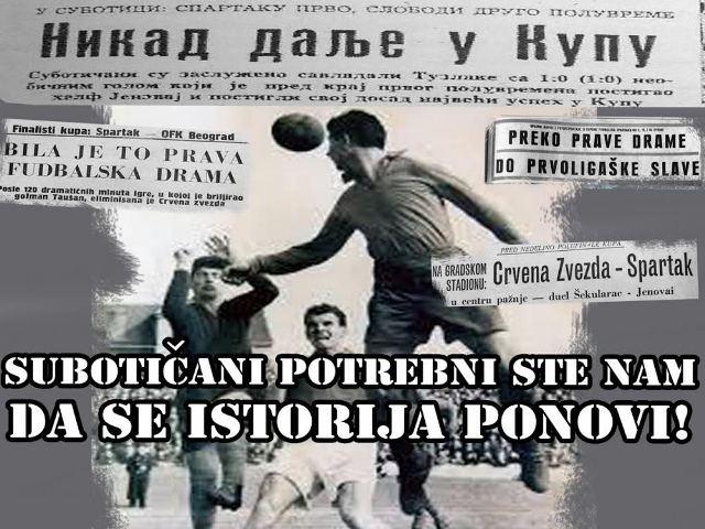 spartak partizan kup
