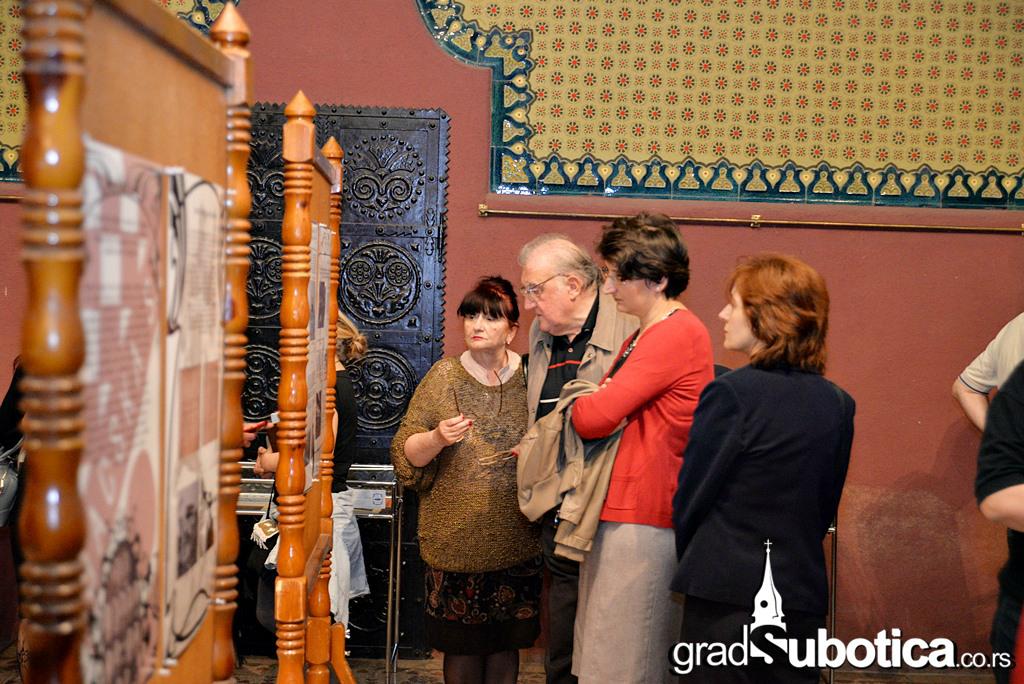 Noc muzeja 2016 Vestibil gradske kuce (2)