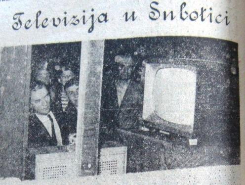televizor 1958
