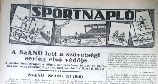 finale kupa 1931