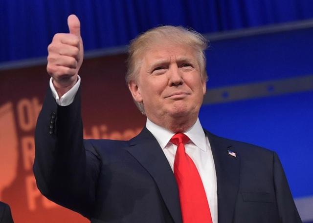 Donald J.Trump