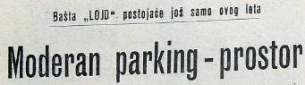 parking patria