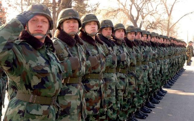 vojska srbije dnevnik arhiva